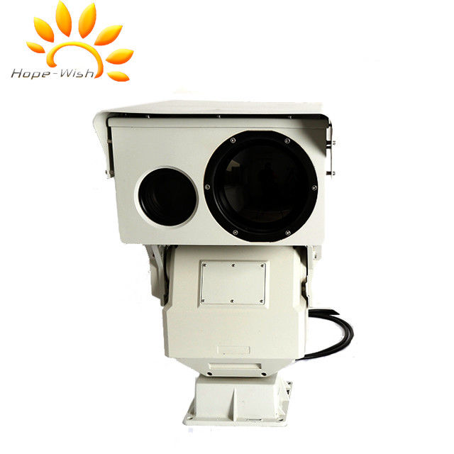 Hot Spots Intelligent Outdoor Security Cameras , Fire Alarm Thermal Security Camera