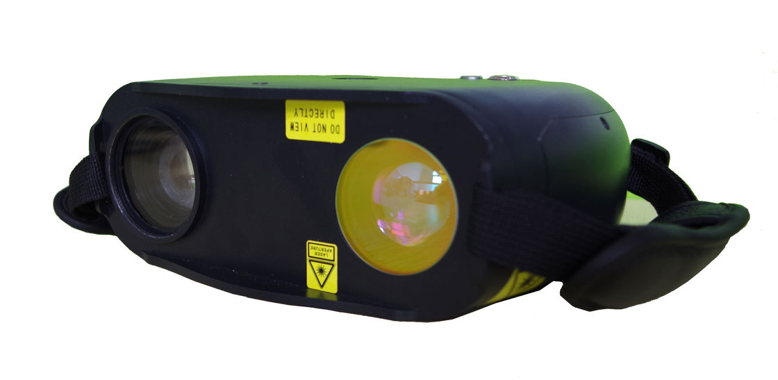 Portable Laser Mobile Surveillance Camera With Penetrating Car Filmed Windows